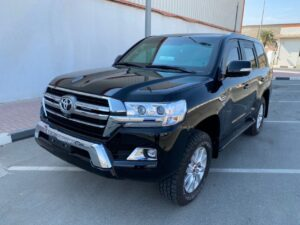 TOYOTA LAND CRUISER VXR 5.7L ARMORED BR7 2020 Model